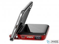 پاور بانک و شارژر وایرلس بیسوس Baseus Mini S Bracket 10000mAh Wireless Charging Power Bank
