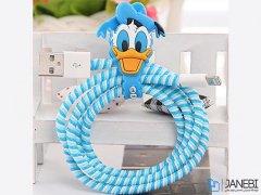 پک محافظ کابل شارژ آیفون اردک Charger Protector Pack Duck
