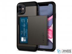 قاب محافظ اسپیگن آیفون Spigen Slim Armor CS Apple iPhone 11