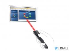 لیزر بی سیم پرومیت Wireless vPointer Laser Presenter Air-Mouse