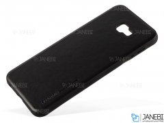 قاب طرح چرم سامسونگ Huanmin Leather Case Samsung Galaxy A7 2017
