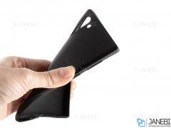 قاب طرح چرم سامسونگ Huanmin Leather Case Samsung Galaxy Note 10