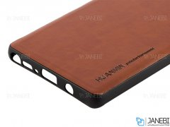 قاب طرح چرم سامسونگ Huanmin Leather Case Samsung Galaxy Note 8