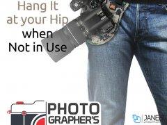 هولستر دوربین پرومیت Promate Universal DSLR Camera Holster