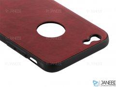 قاب طرح چرم آیفون Huanmin Leather Case Apple iPhone 6 Plus/6S Plus