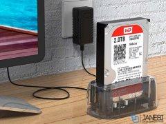 داک هارددیسک اینترنال اوریکو Orico 3.5 inch SATA USB3.0 Hard Drive Dock 6139U3