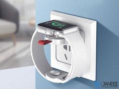 شارژر وایرلس اپل واچ Totu Glory series USB I Watch magnetic charger CACW-038