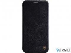 کیف چرمی نیلکین آیفون Nillkin Qin Leather Case iPhone 11
