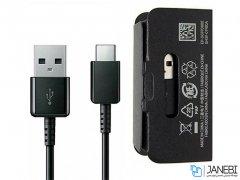 کابل تایپ سی سامسونگ سری اس10 Samsung EP-DG970BBE Type-C Cable