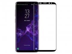 محافظ صفحه نمایش شیشه ای نیلکین سامسونگ Nillkin 3D DS+MAX Glass Samsung Galaxy S9 Plus