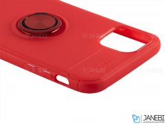 قاب ژله ای حلقه دار آیفون Becation Finger Ring Case Apple iPhone 11
