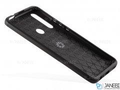قاب ژله ای حلقه دار هواوی Becation Finger Ring Case Huawei P Smart Z