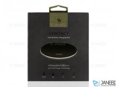 شارژر وایرلس پولو Polo Qi Contact Wireless Charging Pad