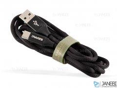 کابل شارژ و انتقال داده تایپ سی پولو Polo Remo Type-C Cable 1.5m