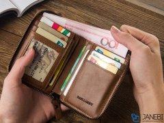 کیف چرمی چند منظوره Baellerry D3124 Wallet