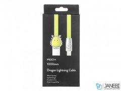 کابل لایتنینگ طرحدار راک Rockspace Dragon Lightning Cable 1M
