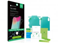 محافظ صفحه نمایش پشت و رو نانو سامسونگ Bestsuit Nano Shape Memory Full Body Protector Samsung Galaxy Note 10 Plus