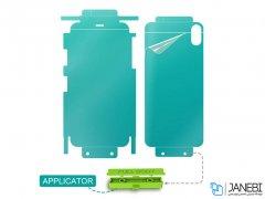 محافظ صفحه نمایش پشت و رو نانو سامسونگ Bestsuit Nano Shape Memory Full Body Protector Samsung Galaxy Note 10