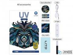 محافظ صفحه یو وی لیتو سامسونگ Lito UV Glass Samsung Galaxy Note 10
