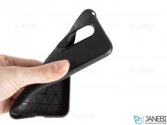 قاب ژله ای طرح چرم نوکیا Auto Focus Jelly Case Nokia 6.1 Plus /Nokia X6
