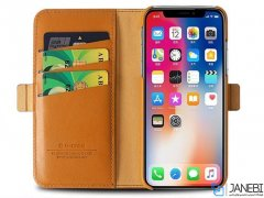 کیف چرمی اپل آیفون G-case Honour Case Apple iPhone XS