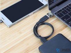 مبدل یو اس بی به تایپ سی راک Rock USB AF To Type C Adapter