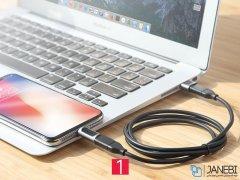 مبدل میکرو یو اس بی به لایتنینگ راک Rock Micro USB to Lightning Adapter