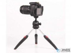 سه پایه دوربین و گوشی Jmary MT-35 Mini Tripod
