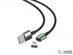 کابل آهنربایی سریع تایپ سی بیسوس Baseus Type-C Magnetic Cable 1m/3A
