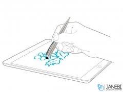 قلم گوشی و تبلت پرومیت Promate Ipen4 3-in-1 Stylus Pen