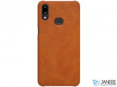 کیف چرمی نیلکین سامسونگ Nillkin Qin Leather Case Samsung Galaxy A10s
