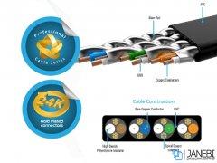 کابل شبکه پرومیت Promate linkMate-L2 CAT7 Cable 1.5m
