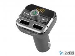 شارژر فندکی و هندزفری ارلدام Earldom ET-M11 Bluetooth Car Charger
