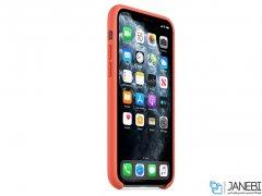 قاب محافظ سیلیکونی اپل آیفون Apple iPhone 11 Pro Max Silicone Case