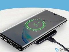 قاب محافظ سامسونگ Samsung Galaxy Note 10 Clear Cover