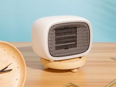 هیتر برقی بیسوس Baseus Warm Little White Fan Heater