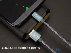 کابل شارژ و انتقال داده تایپ سی پرووان ProOne Mental Type-C Cable 1m