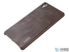 محافظ ژله ای چرمی سونی X-Level Vintage Case Sony Xperia Z5 Premium