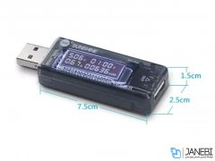 تستر شارژر Sunshine SS-302A Digital Dispay USB Tester