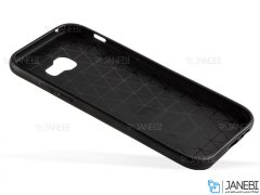 قاب ژله ای طرح چرم سامسونگ Auto Focus Jelly Case Samsung Galaxy A5 2017