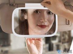 آینه چراغدار اتومبیل بیسوس Baseus Delicate Queen Car Touch-Up Mirror