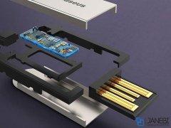 فرستند صوتی بیسوس Baseus BA01 Audio Adapter