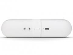 اسپیکر بلوتوث پیل بیتس الکترونیکز Beats Dr.Dre Pill White Bluetooth Speaker