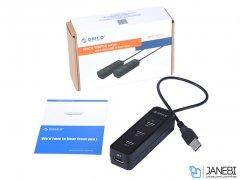 هاب ۴ پورت اوریکو ORICO USB 2.0 W5PH4-U2