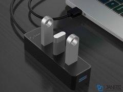 هاب ۴ پورت اوریکو ORICO USB 3.0 W5PH4-U3
