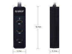 هاب ۴ پورت اوریکو ORICO USB 2.0 W5PH4-U3