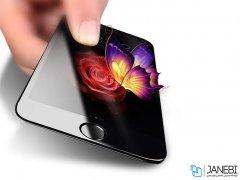 محافظ صفحه نمایش شیشه ای تمام صفحه راک آیفون Rock 3D Glass iPhone 8 Plus