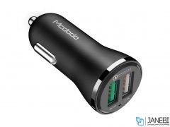 شارژر فندکی سریع دو پورت مک دودو Mcdodo Car Charger Dual USB 30W MAX CC-4910