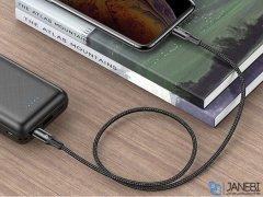 کابل سریع تایپ سی به لایتنینگ راک Rock R2 Type-C to Lightning Cable 1m