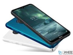 قاب محافظ نیلکین نوکیا Nillkin Frosted Shield Case Nokia 7.2